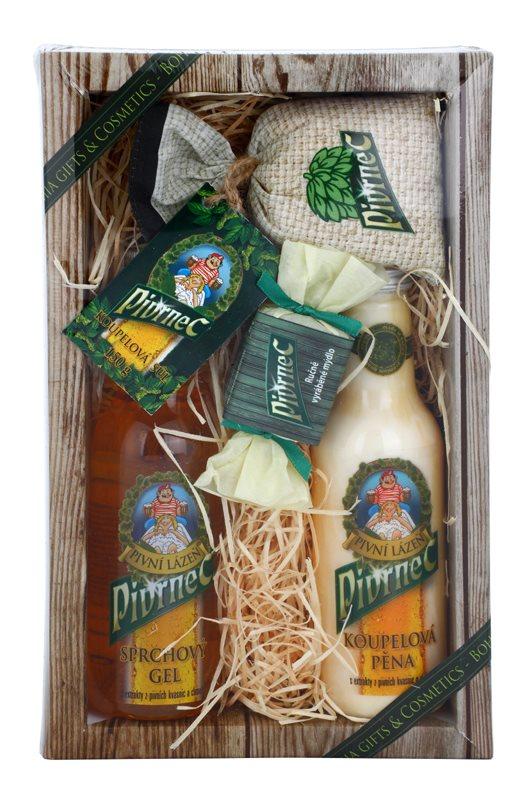 Bohemia Gifts & Cosmetics Pivrnec kozmetická sada I.