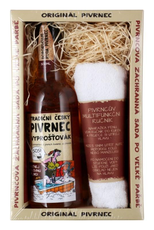 Bohemia Gifts & Cosmetics Pivrnec kosmetická sada VI.