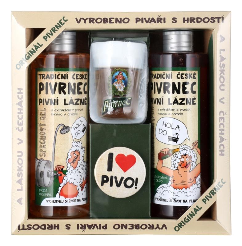 Bohemia Gifts & Cosmetics Pivrnec kozmetická sada VIII.