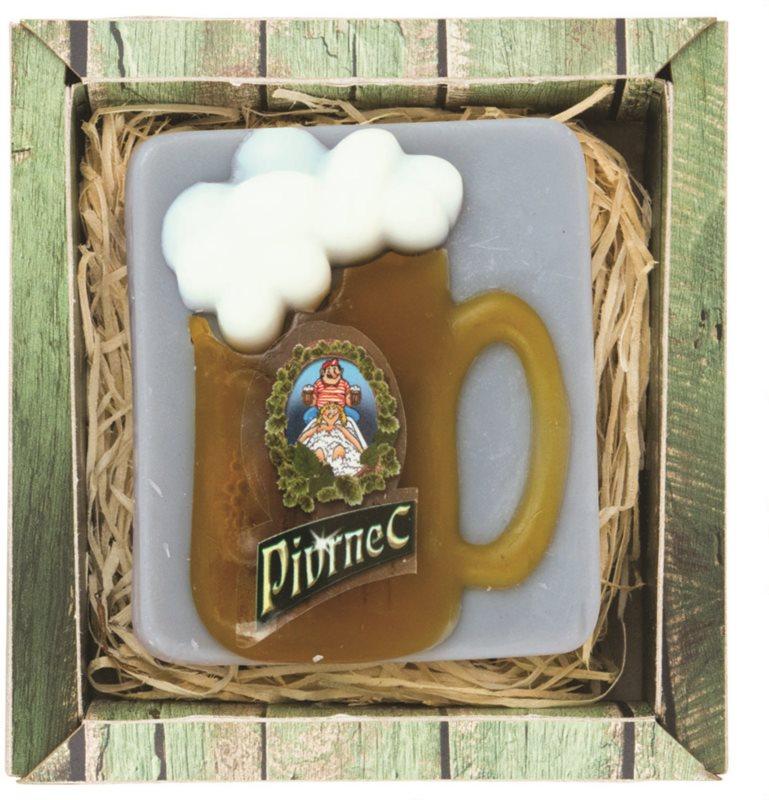 Bohemia Gifts & Cosmetics Beer ręcznie robione mydło z gliceryną