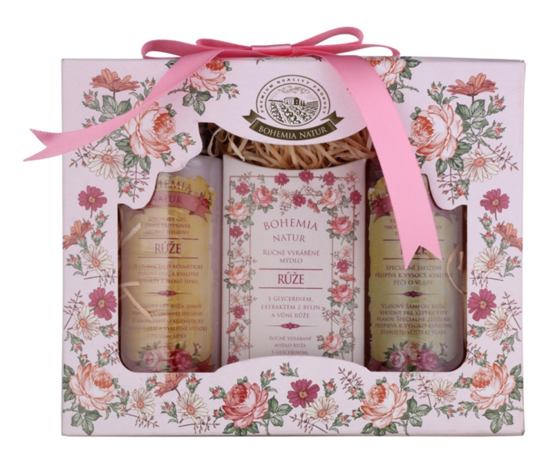 Bohemia Gifts & Cosmetics Rosarium kozmetika szett II.