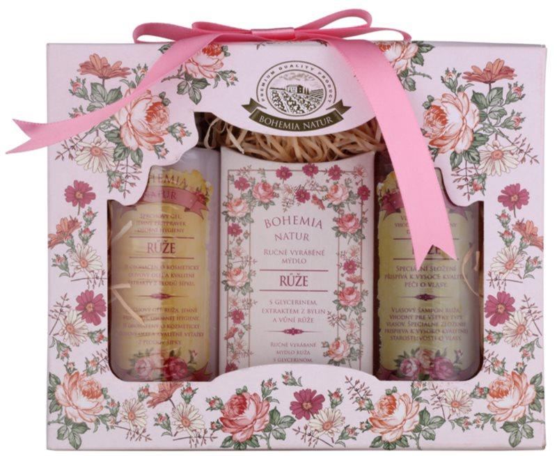 Bohemia Gifts & Cosmetics Rosarium lote cosmético II.