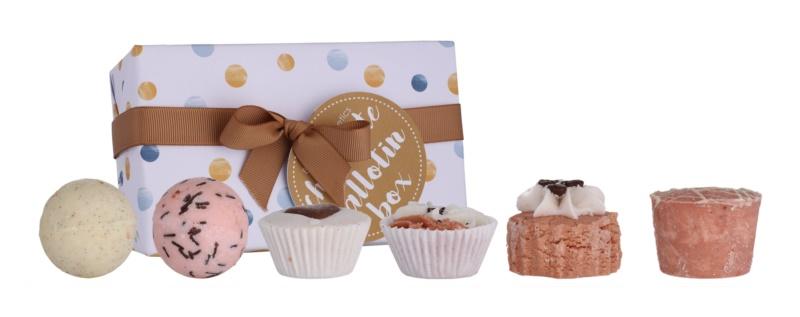 Bomb Cosmetics The Chocolate Bath Box kozmetički set I.