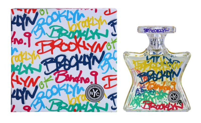 Bond No. 9 Downtown Brooklyn eau de parfum mixte 100 ml