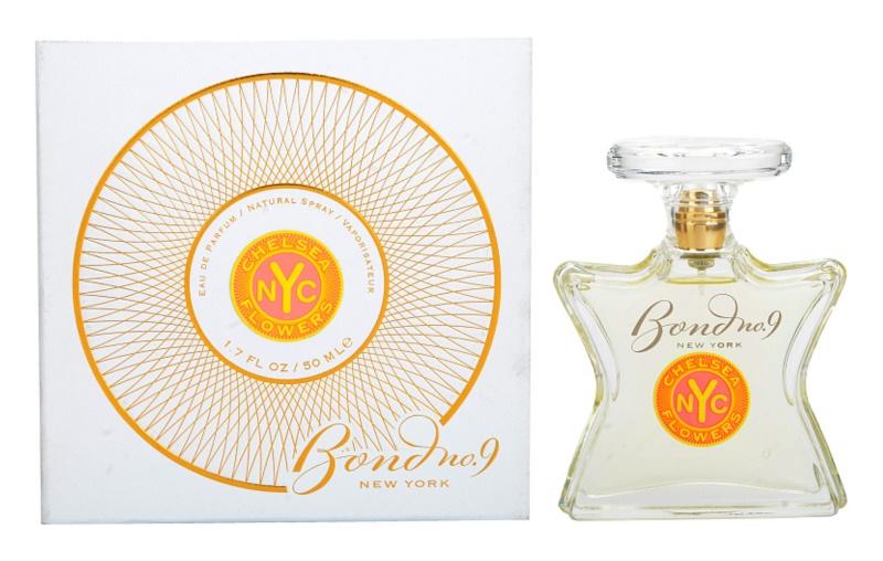 Bond No. 9 Downtown Chelsea Flowers eau de parfum nőknek 50 ml
