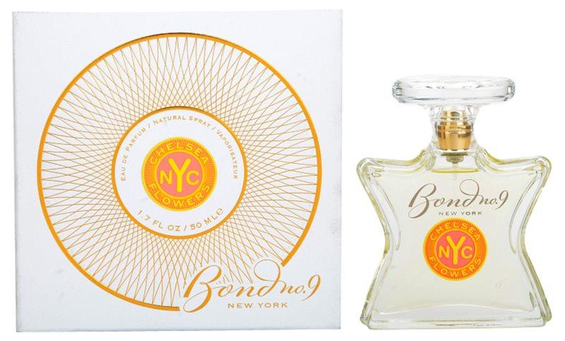Bond No. 9 Downtown Chelsea Flowers Parfumovaná voda pre ženy 50 ml