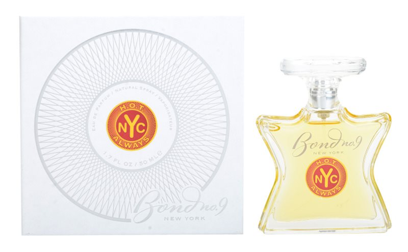 Bond No. 9 Midtown H.O.T. Always eau de parfum pour homme 50 ml