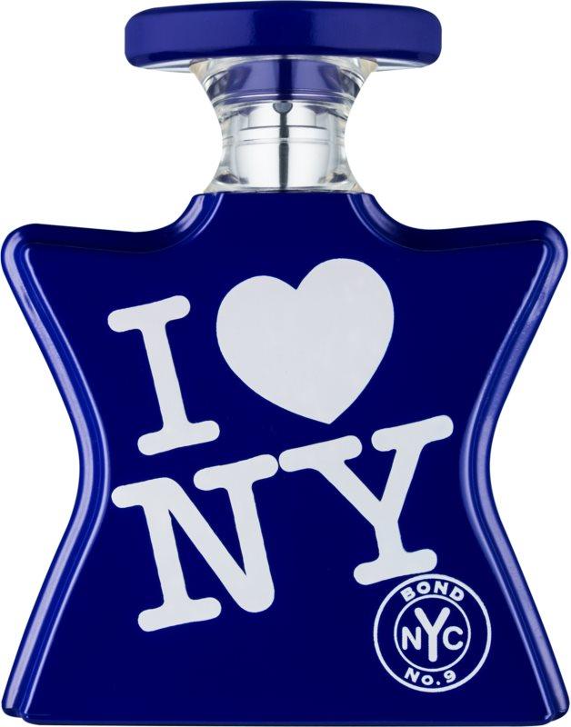 Bond No. 9 I Love New York Father's Day eau de parfum pour homme 100 ml