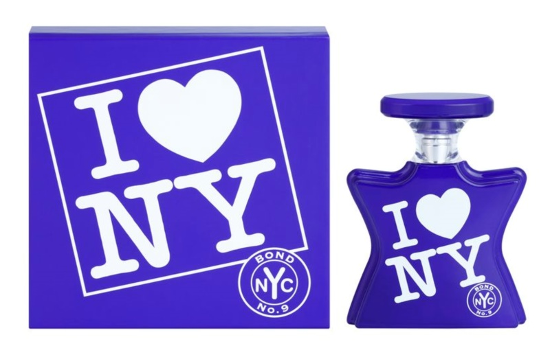 Bond No. 9 I Love New York for Holidays eau de parfum unisex 50 ml