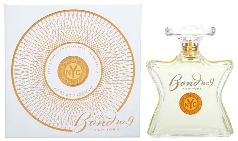 Bond No. 9 Uptown Madison Soiree Eau de Parfum für Damen 100 ml