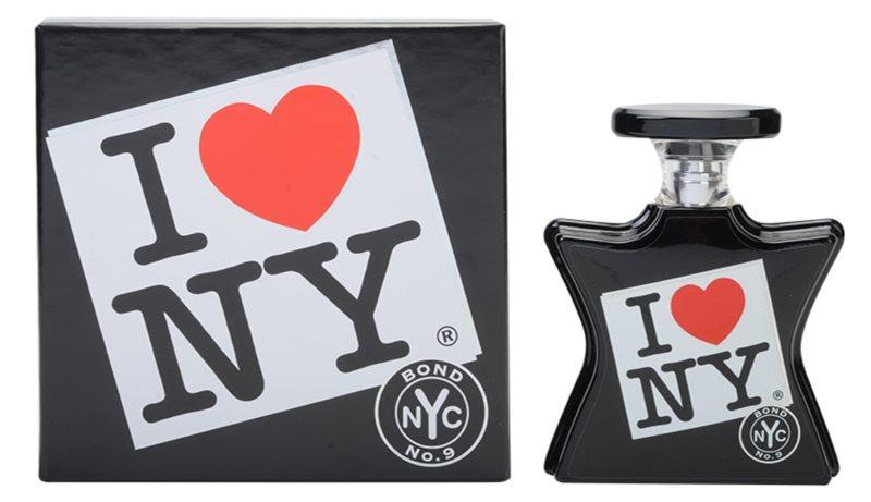 Bond No. 9 I Love New York for All Eau de Parfum unissexo 100 ml