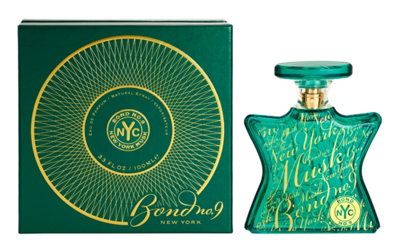 Bond No. 9 Uptown New York Musk parfémovaná voda unisex 100 ml