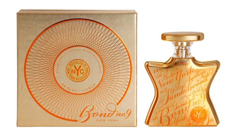 Bond No. 9 Uptown New York Sandalwood eau de parfum unisex 100 ml