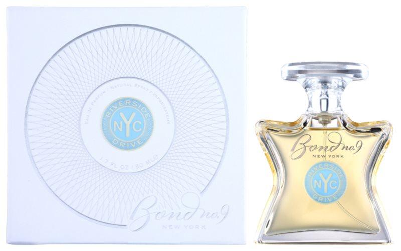 Bond No. 9 Uptown Riverside Drive eau de parfum pentru barbati 50 ml