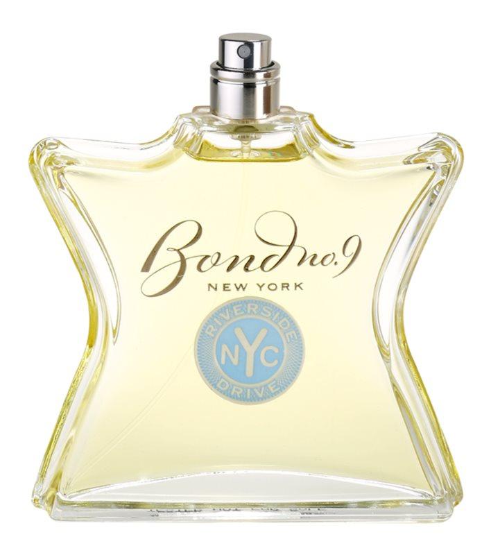 Bond No. 9 Uptown Riverside Drive Parfumovaná voda tester pre mužov 100 ml