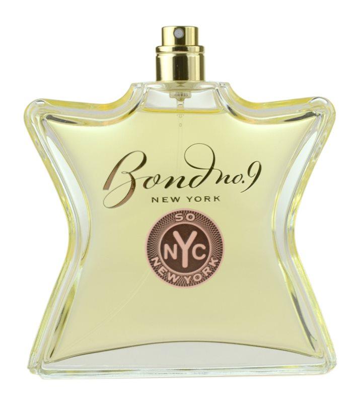 Bond No. 9 So New York Parfumovaná voda tester unisex 100 ml