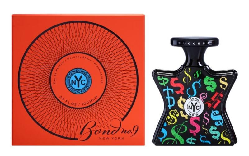 Bond No. 9 Midtown Succes is the Essence of New York eau de parfum mixte 100 ml