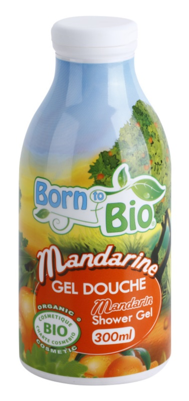 Born to Bio Mandarine gel de dus