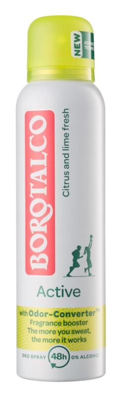 Borotalco Active Deodorant Spray 48 Std.