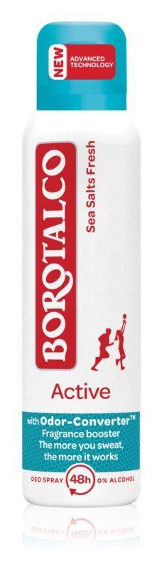 Borotalco Active Deodorant Spray With 48 Hours Efficacy