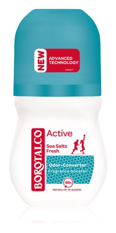 Borotalco Active αποσμητικό ρολλ-ον με 48 - ώρη προστασία