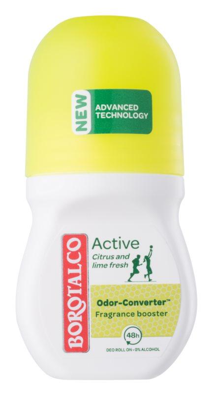 Borotalco Active Roll-On Deodorant  48h