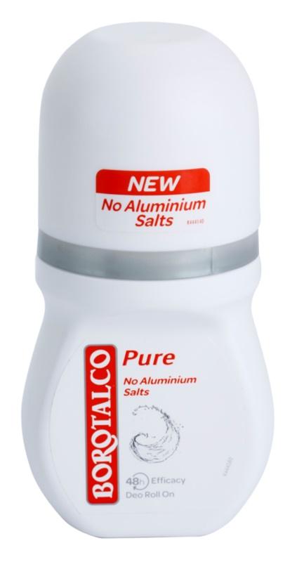 Borotalco Pure dezodorant roll-on