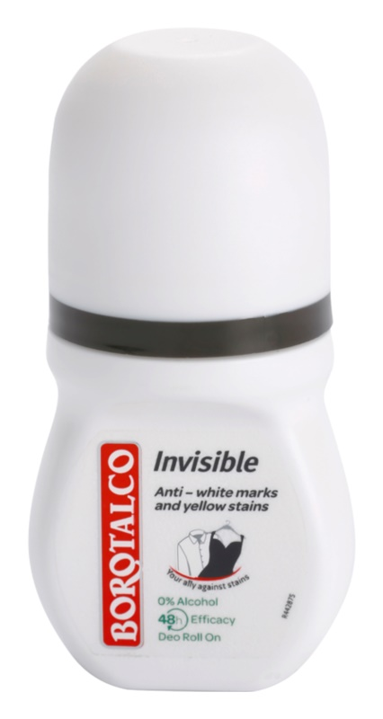 Borotalco Invisible dezodorans roll-on
