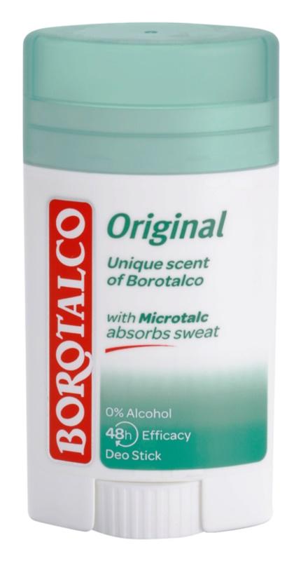 Borotalco Original антиперспірант та дезодорант у формі стіка