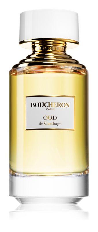 Boucheron Oud de Carthage eau de parfum mixte 125 ml