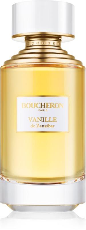 Boucheron Vanille de Zanzibar eau de parfum unisex 125 ml
