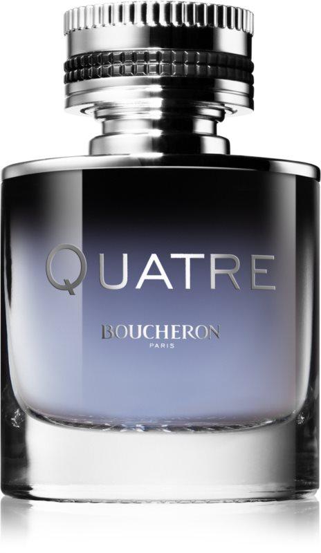 Boucheron Quatre Absolu de Nuit eau de parfum pentru bărbați 50 ml