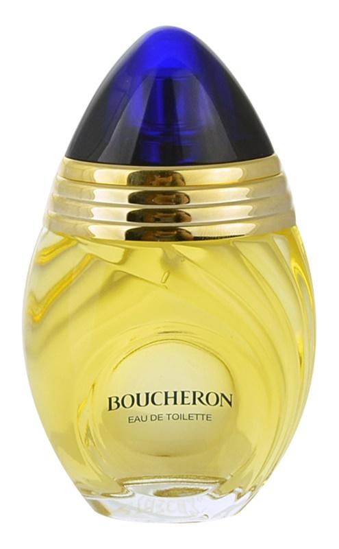 Boucheron Boucheron eau de toilette pentru femei 50 ml