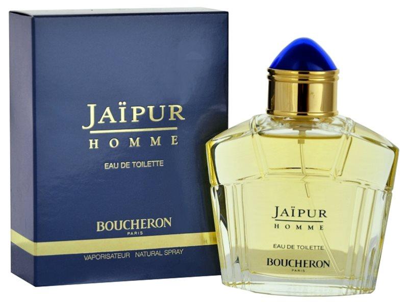 Boucheron Jaïpur Homme toaletná voda pre mužov 50 ml