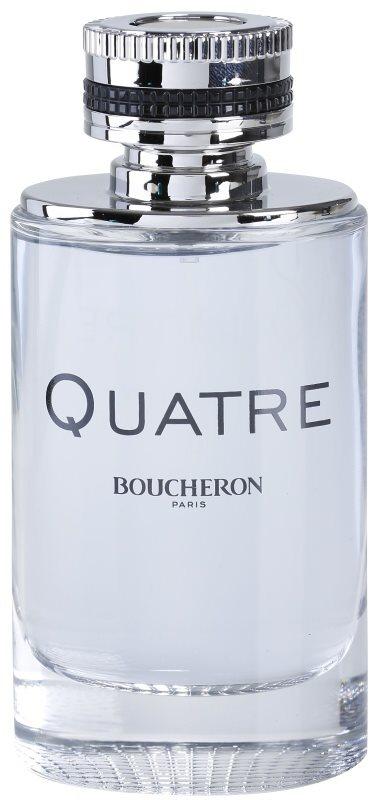 Boucheron Quatre Eau de Toilette Herren 100 ml