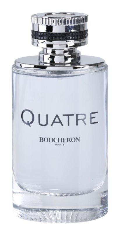 Boucheron Quatre eau de toilette per uomo 100 ml