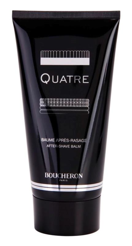Boucheron Quatre bálsamo after shave para hombre 150 ml