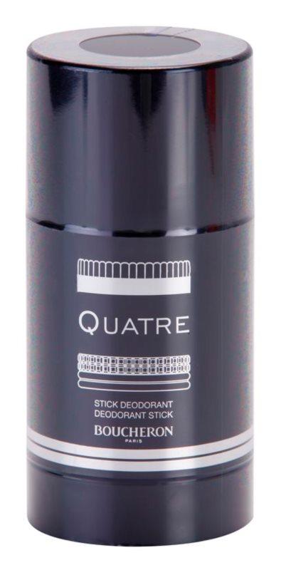 Boucheron Quatre Deodorant Stick voor Mannen 75 gr
