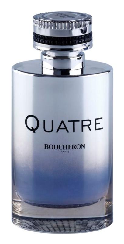 Boucheron Quatre Intense Eau de Toilette voor Mannen 100 ml