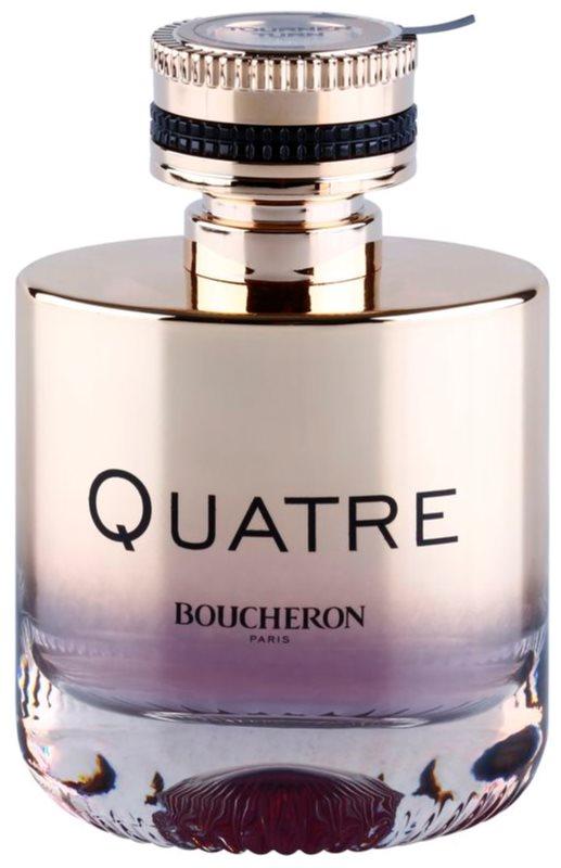 Boucheron Quatre Limited Edition 2016 Eau de Parfum voor Vrouwen  100 ml
