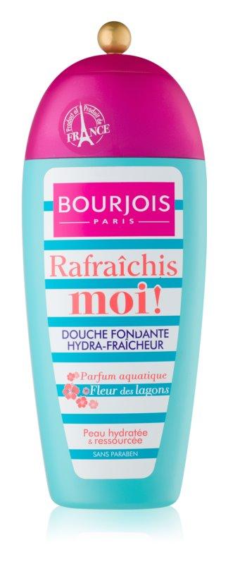 Bourjois Refresh Me! odświeżający żel pod prysznic bez parabenów