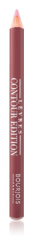 Bourjois Contour Edition стійкий олівець для губ