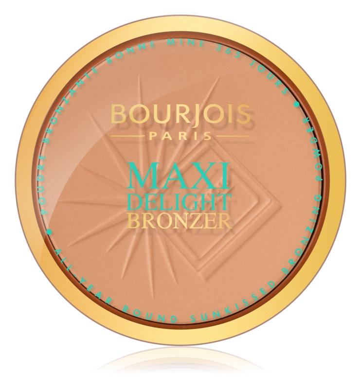 Bourjois Maxi Delight бронзер