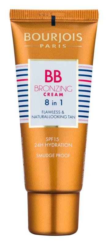 Bourjois Parisian Summer bronzierende BB Creme mit feuchtigkeitsspendender Wirkung
