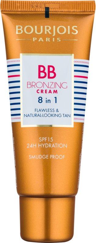 Bourjois Parisian Summer crema BB bronzanta cu efect de hidratare