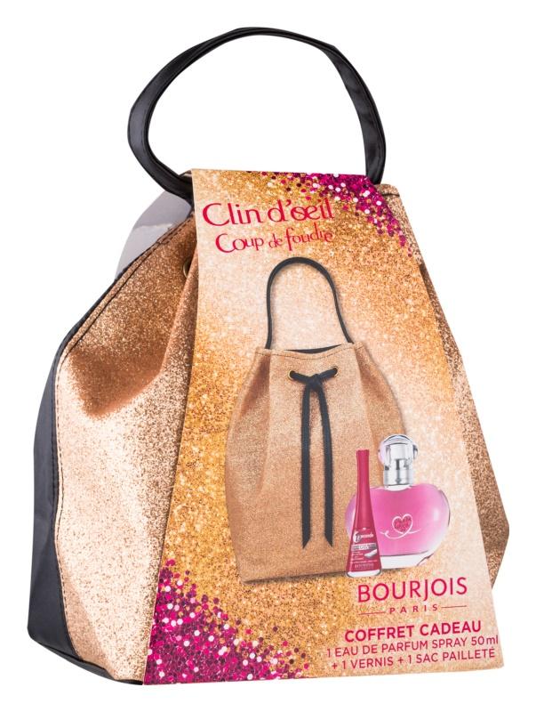 Bourjois Clin d'Oeil Coup de Foudre Gift Set I.