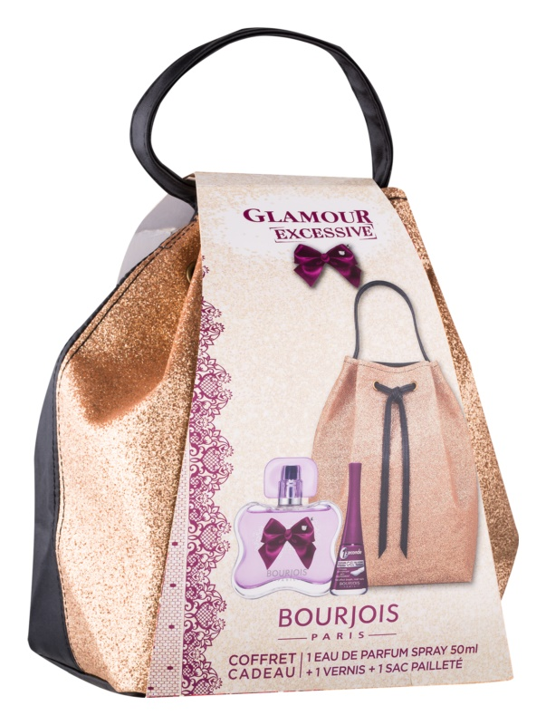 Bourjois Glamour Excessive Gift Set  I.