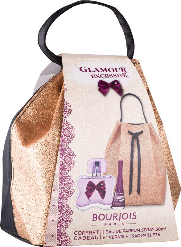Bourjois Glamour Excessive lote de regalo I.