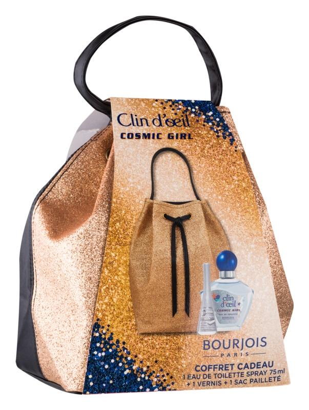 Bourjois Clin d'Oeil Cosmic Girl confezione regalo I