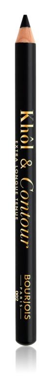Bourjois Khôl & Contour стійкий олівець для очей